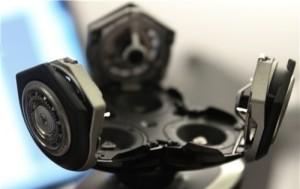 Norelco SensoTouch 3D 1250 - Facil Limpieza