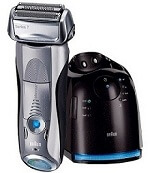 Maquina de afeitar Braun Serie 7 - Mejores afeitadoras 2015