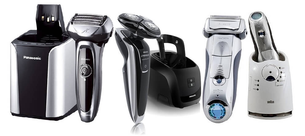 Mejores Afeitadoras Electricas - Máquinas de Afeitar  Actualizado en 2018  bee76e0b2fc6
