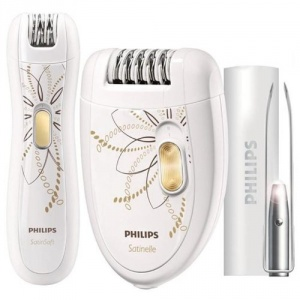 Depiladora Philips Satinelle SatinSoft