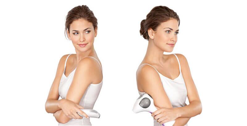 Mejores depiladoras laser en casa