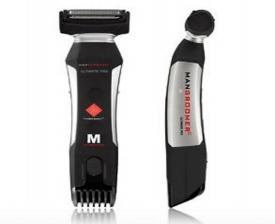 Mejores afeitadoras corporales - Mangroomer Ultimate Pro