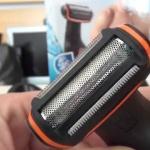 afeitadora corporal philips BodyGroom