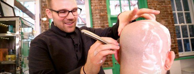 Como afeitarse la cabeza de manera apropiada