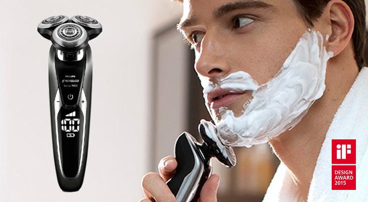 Maquina de afeitar Philips S9711 Serie 9700