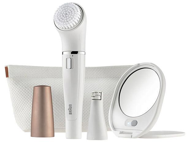 Braun Face, la primera depiladora facial que incluye sistema de limpieza